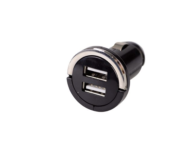 12V > USB Adapter