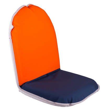 Adventure Compact Orange-Narval Blue