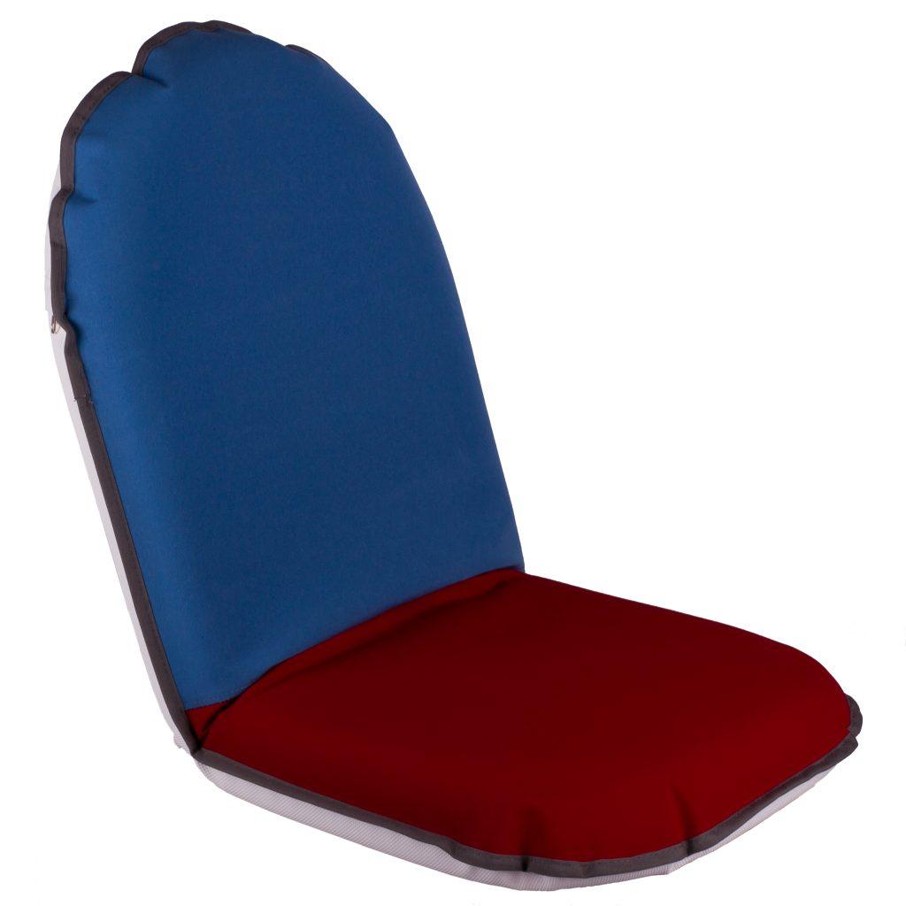 Adventure Compact Sky Blue- Dark Red