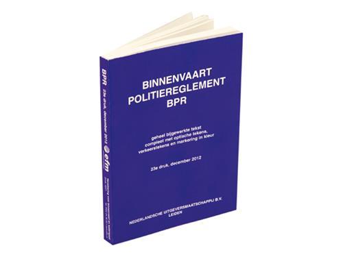 BPR, Binnenvaartpolitiereglement