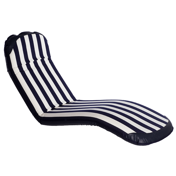 Comfort Seat Kingsize Classic Blue-white stripe