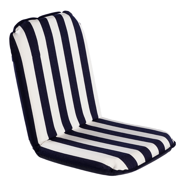 Comfort Seat Regular Blue/white stripe