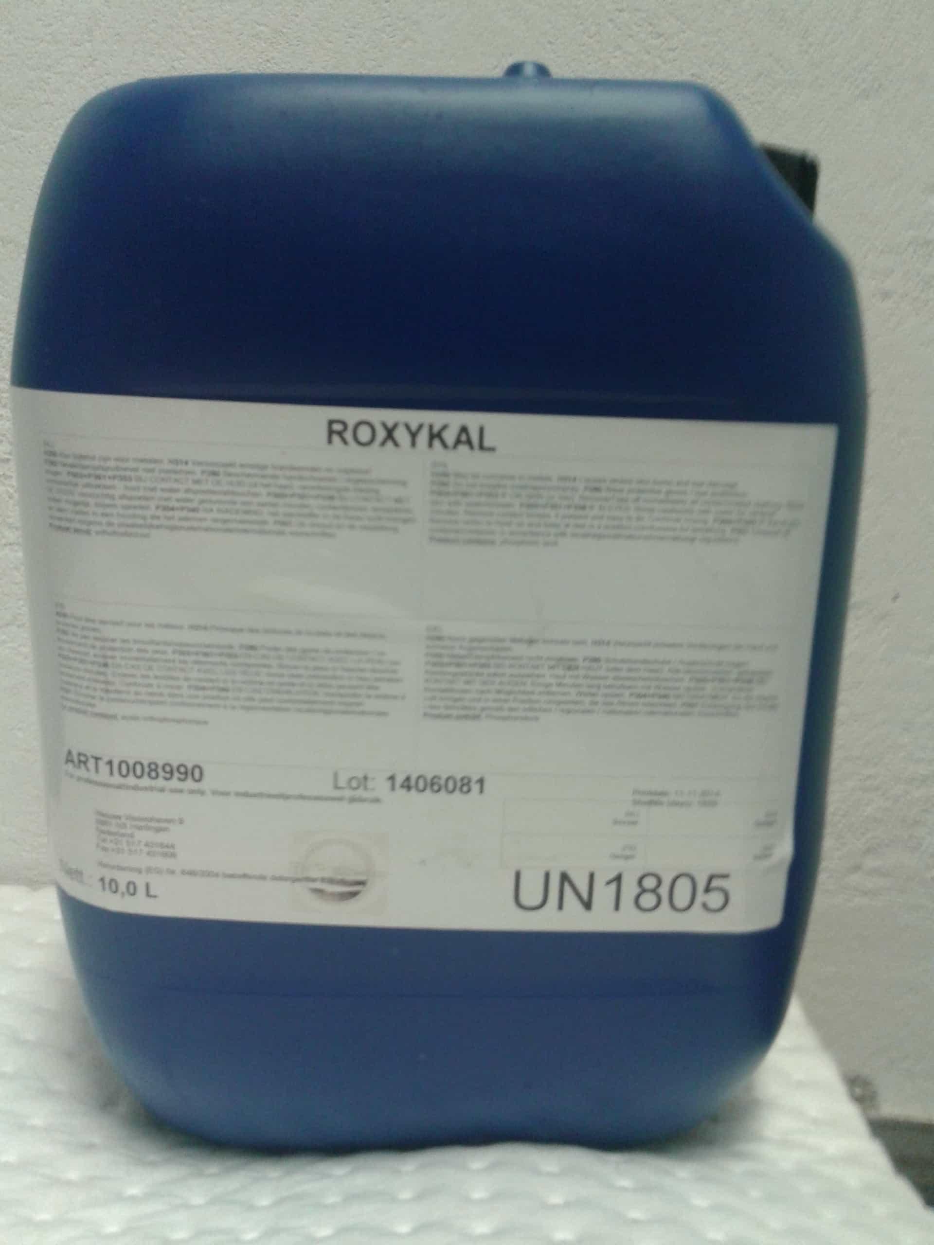 Roxycal