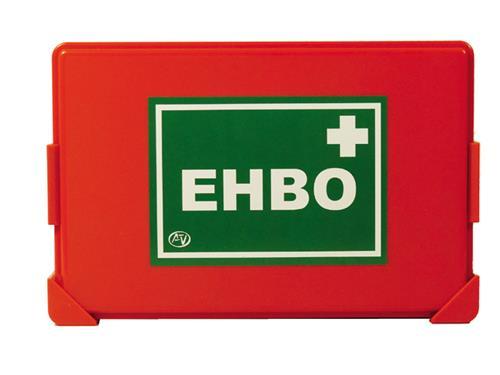 Verbandtrommel, ehbo doos, klein