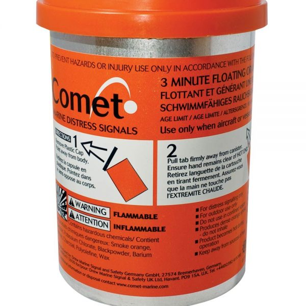 Comet Rook Signaal Pot