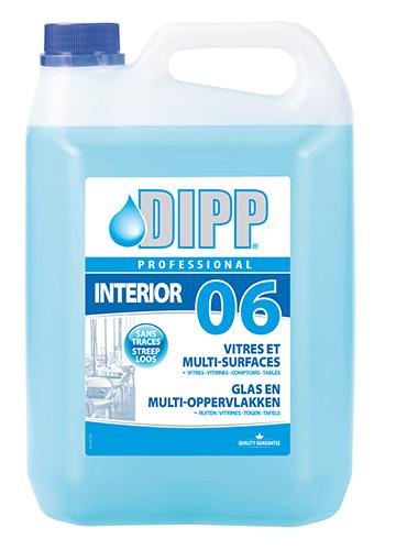 Dipp 06 eco glas & interieurreiniger 5L