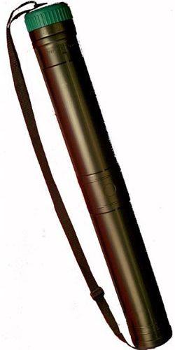 Weems & Plath Telescopische Kaarten Koker