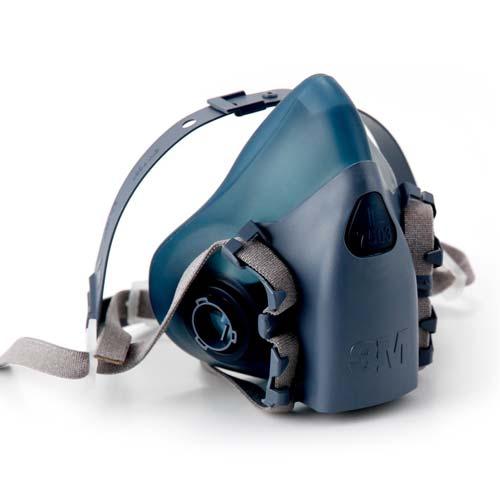 3M herbruikbare halfgelaatsmasker Small