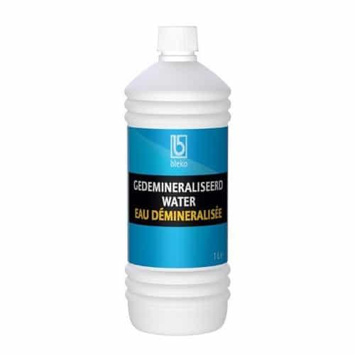Bleko Gedemineraliseerd Water (demiwater)