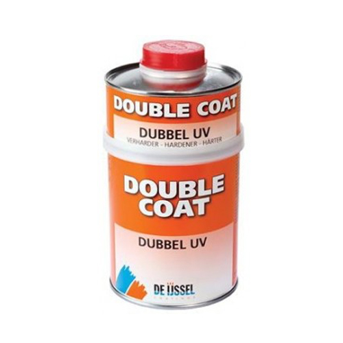 Double Coat Dubbel UV set 4 Liter