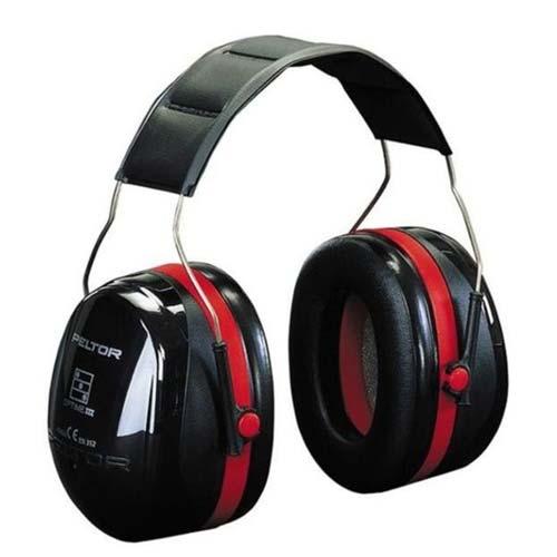 Peltor Optime 3 gehoorkap met hoofdband