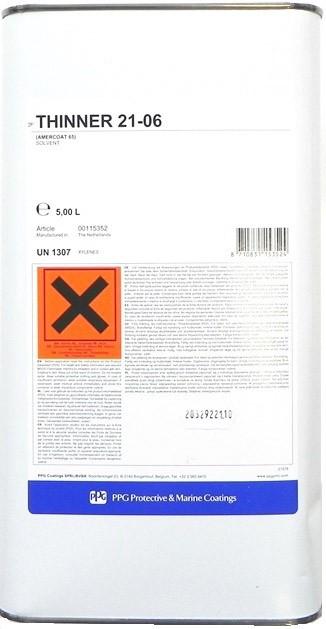 sigma thinner 21-06 - 20 Liter