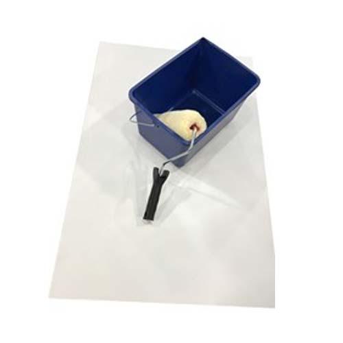Stucloper op vel (witte kwaliteit)
