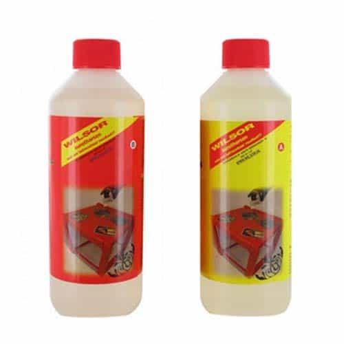 Wilsor Heldere epoxy giethars
