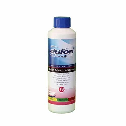 Dulon Polish & Wax Compound 18 500ml
