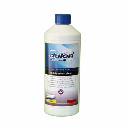 Dulon toiletsystem clean 32 1L