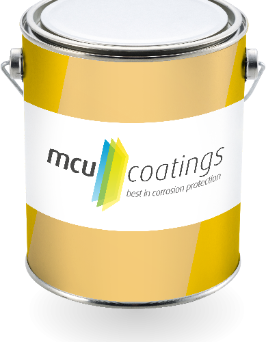 MCU-Miotopcoat Kleur 0,75 Liter