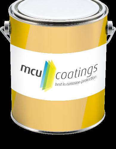 MCU-Topcoat Kleur 5 Liter