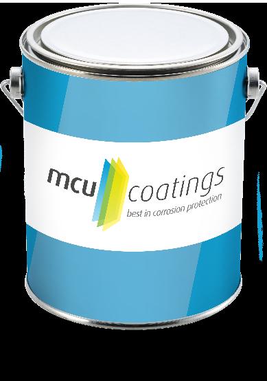 MCU-Zinc Grijs 5 Liter
