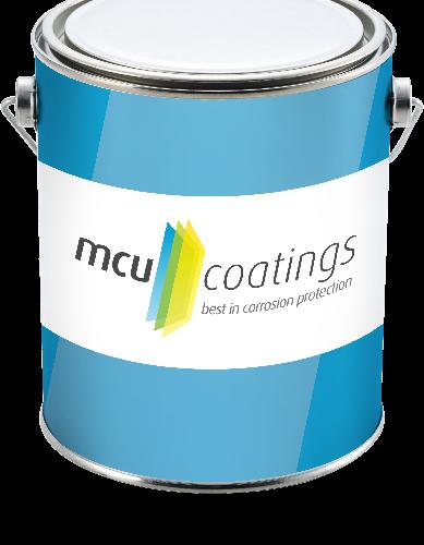 MCU-Zinc Grijs 0,75 Liter