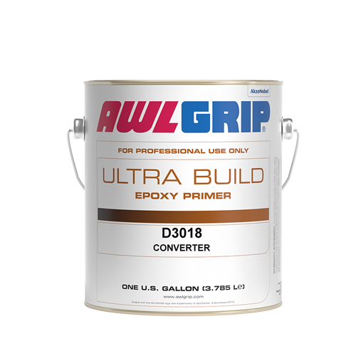 Awlgrip Ultra Build Epoxy Primer Conv. D3018