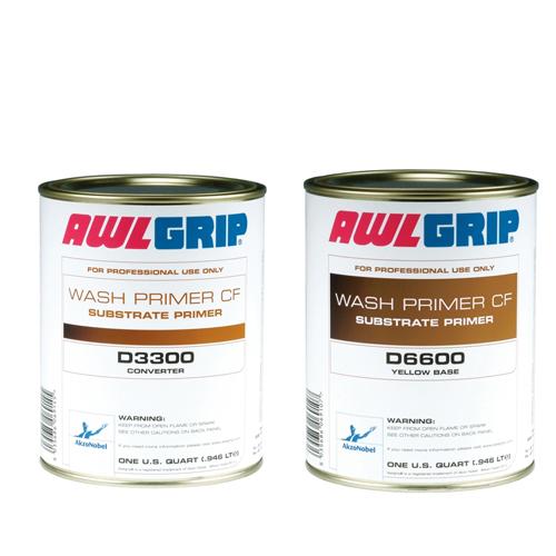 ½G. AwlGrip Wash Primer CF D6600/D3300 (Set 2x¼)