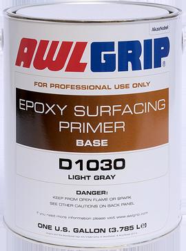 1G. Awlgrip Ep. Surfacing Primer Light Gray Base D1030