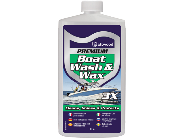 Premium Boot shampoo & wax