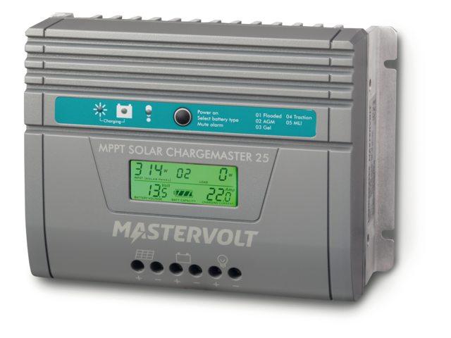 Mastervolt Solar ChargeMaster laadregelaar