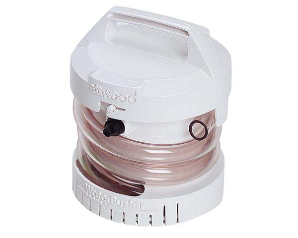 Lenspomp batterij