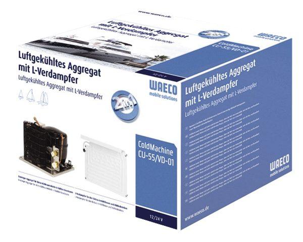 Koelsysteem CU55 + VD07