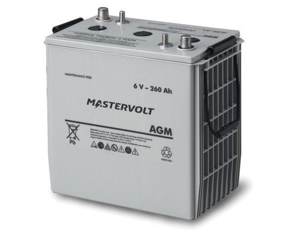 Mastervolt AGM Accu 6 Volt