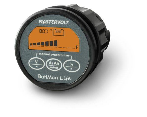 Mastervolt BattMan Lite. incl. shunt