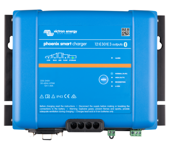 Victron Phoenix Smart IP43 Acculaders