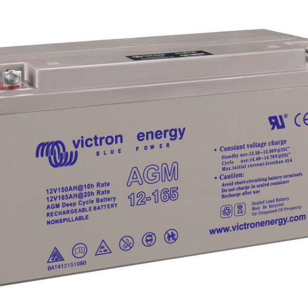 AGM Deep Cycle Battery (C20 capacity)