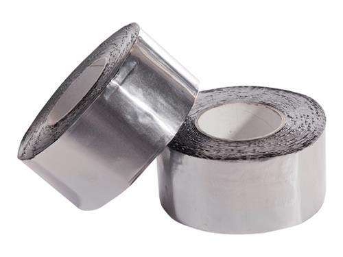 Aluminium/bitumen/teer kleefband