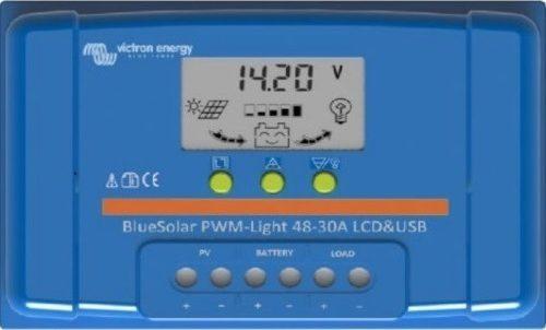 BlueSolar PWM-LCD&USB