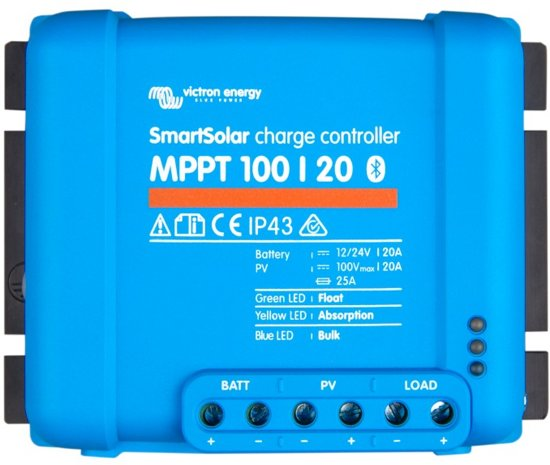 Victron Smartsolar MPPT