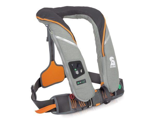 Secumar Survival 220N Grijs/oranje