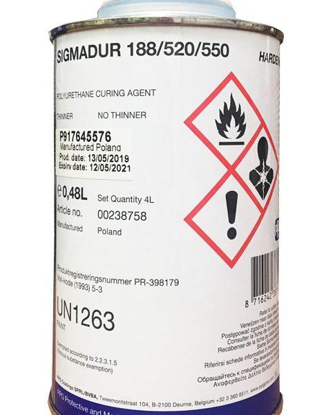 Sigmadur 520 / 550 Verharder - Los B Component [0.48L]