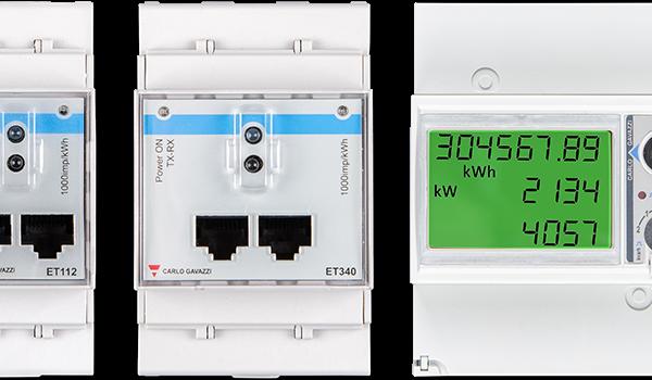 Victron Energiemeters ET112, ET340 & EM24