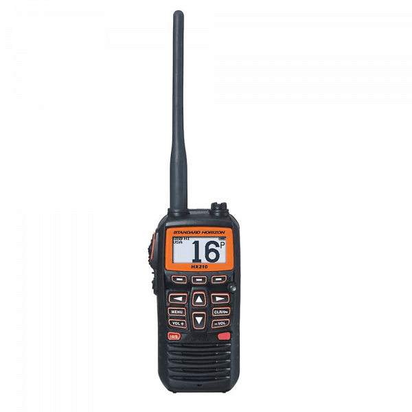 HX210E VHF-portofoon met ATIS