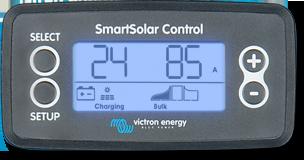 SmartSolar Control display