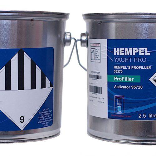 Hempel's Pro Filler 35370 Pastel green 20 liter