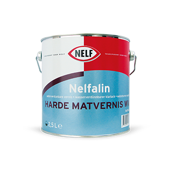 Nelfalin Harde Matvernis WV Halfmat