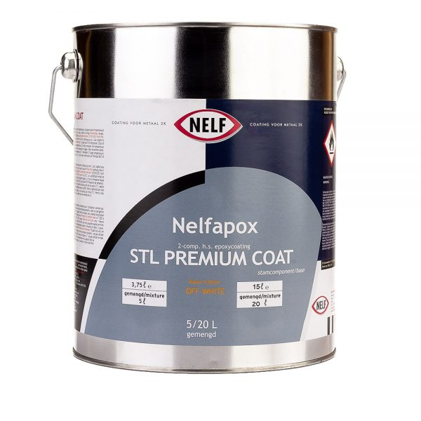Nelfapox STL Premium Coat