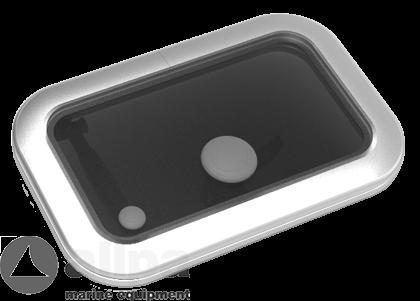 Aluminium luik model Opal