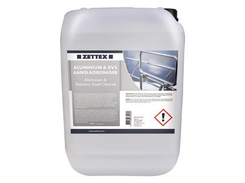 ZETTEX Aluminium RVS Reiniger