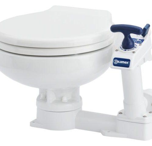 Talamex Toilet Supercompact Handbediend Turn2Lock